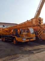 Used XCMG QY35K truck crane (35t truck crane) for sale