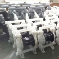 QBK AODD pump air operated double diaphragm pump
