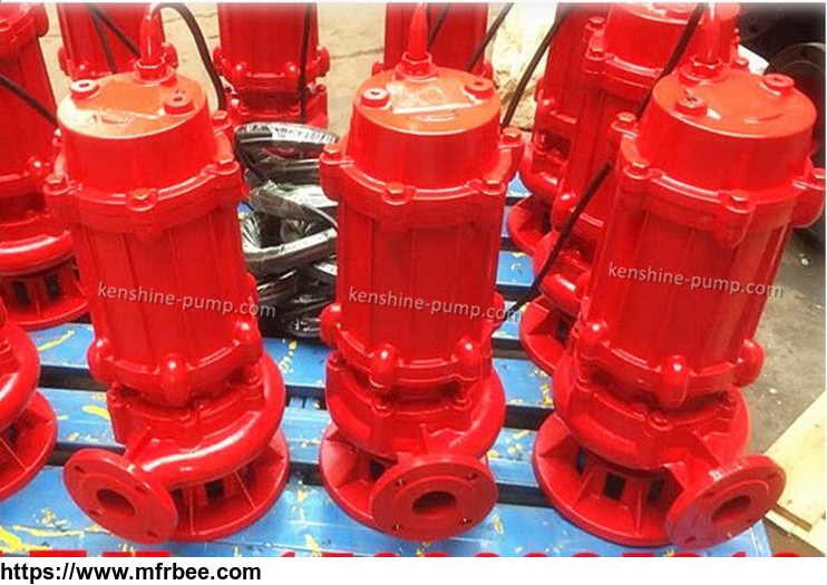 wqr_submersible_sewage_pump_for_high_temperature_wastewater