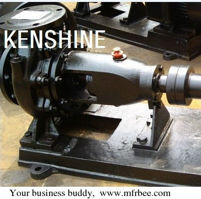 IS Series single stage centrifugal pump
