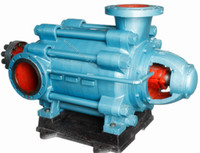 D,DG horizontal multistage centrifugal water pump