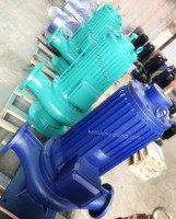 PBGR Shielded pipeline centrifugal hot water pump