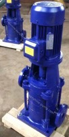 DL Vertical multistage centrifugal booster water pump