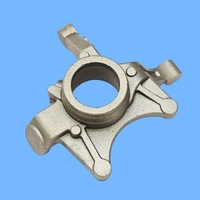 Raton Power auto parts   -  Iron casting - CY02 knuckle- China  auto parts manufacturers
