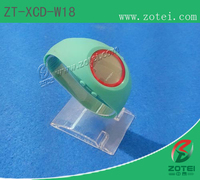 RFID + Clock silicone wristband ( Product model:ZT-XCD-W18)