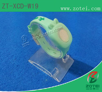 RFID silicone wristband(watch band clasps) ( Product model:ZT-XCD-W19)