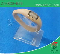 RFID + Clock silicone wristband ( Product model:ZT-XCD-W20)