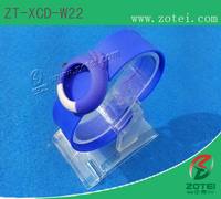 Clap silicone wristband tag ( Product model:ZT-XCD-W22)