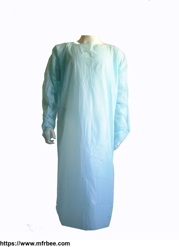 surgical_gown_with_knitted_cuff