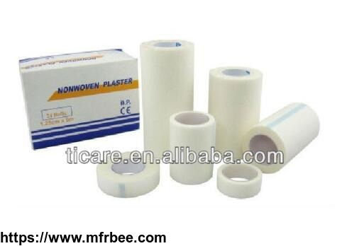 Microporous Latex -Free Paper Surgical Tape