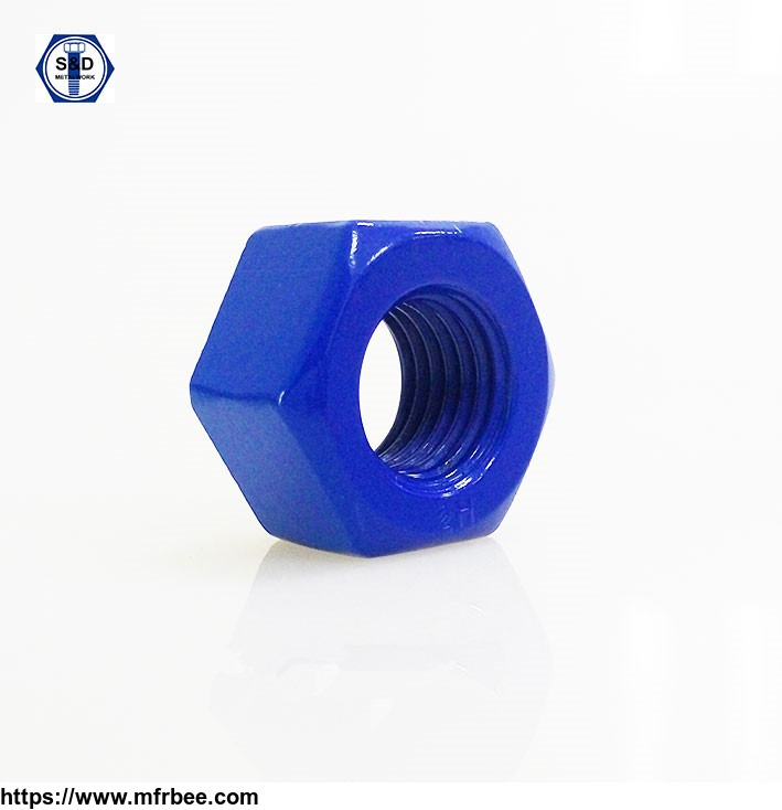 Astm A194 2h Heavy Hex Nuts - Mfrbee com