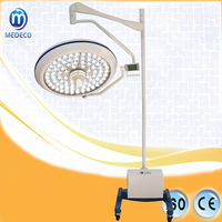 II Series LED Shadowless Lamp 700 Mobile   / mobile with Battery