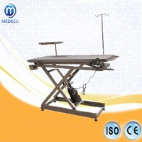 Animal Devices Stainless steel single-sided tilting table Model Mes-02