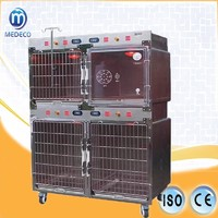 New warm light power oxygen cage  Steel Cage Moddel Pet Carrier Medy-03