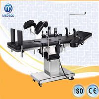 Electric Control Hydraulic Stainless Steel Operation Table Dt-12f New Type