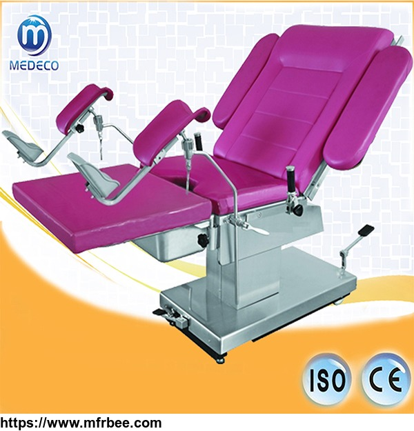 new_type_of_3004_multi_purpose_mechanical_obstetric_table