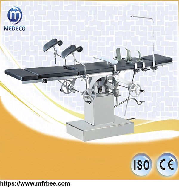 manual_medical_side_control_mechanical_operating_table_3001_b_type_