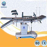 Medical Equipment Operating Remote Control Electric Surgical Table with Ce /ISO Approved Ecoh006