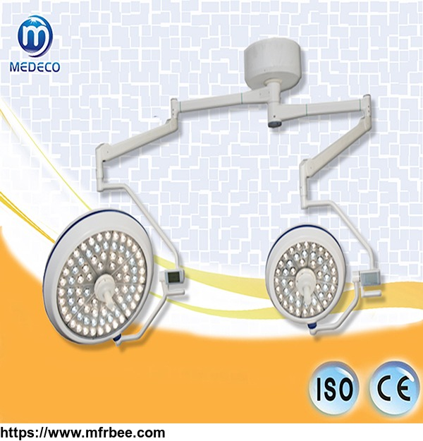 germany_osram_medical_ceiling_type_double_dome_led_operating_shadowless_light_700_500_with_ce_iso_approved