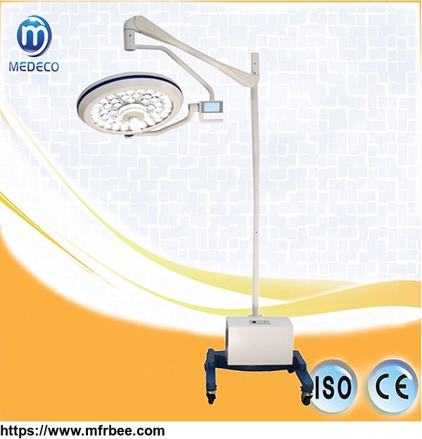 medical_equipment_led_operation_light_500_ecoa009_mobile_with_battery