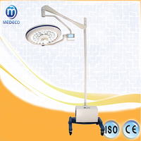 Medical Equipment LED Operation Light 500 Ecoa009 Mobile with Battery