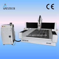 "APEX1325-Stone ""heavy duty machining"" made in china"