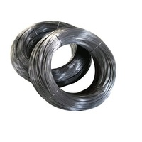 more images of Galvanized Spring Steel Wire 0.5/0.6/0.7/0.8/0.9/1.0mm From China with ISO9001 and Competitive Pirce