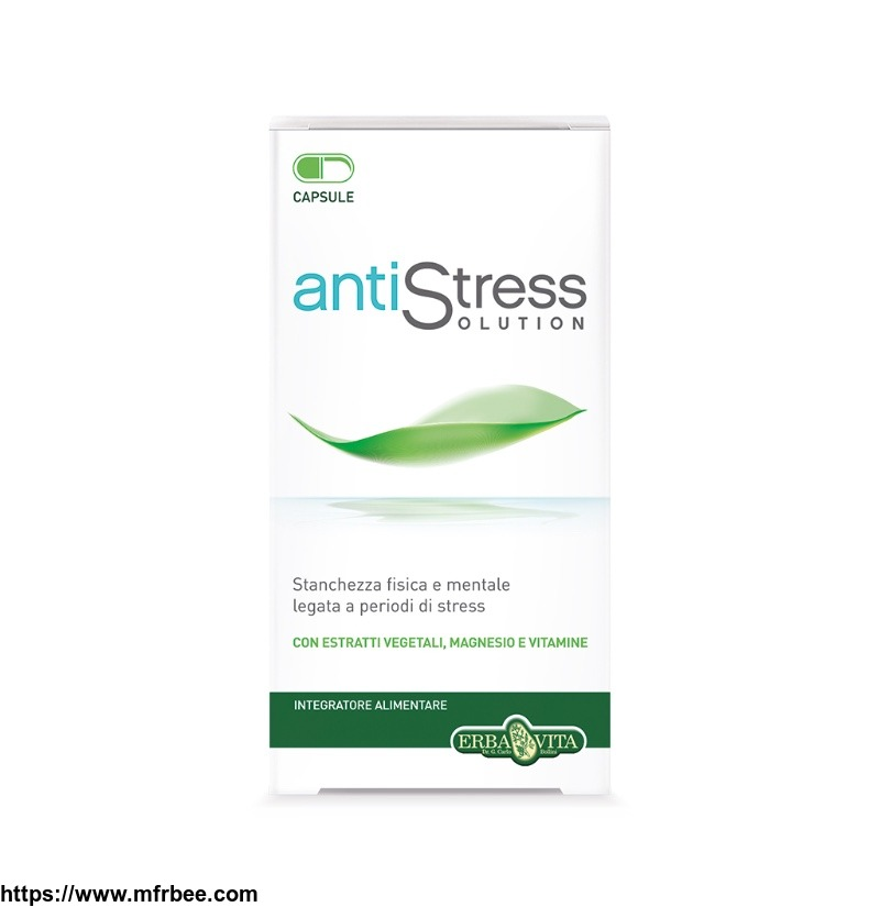 Natural Anti-stress Herbal Medicine