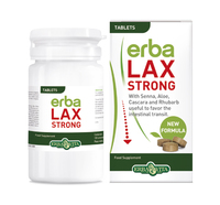 ErbaLax Naturally Helps Intestinal Transit To Promote Intestinal Function