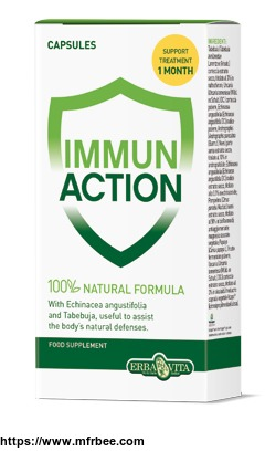 Immun Action Line Energy To Strengthen the Immune System Against External Aggressions