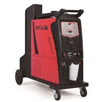TIG welding machine-TIG-400P AC/DC(KP104)  Full-digital Intelligent Inverter AC/DC Pulse TIG