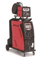 MIG welding machine-HYL-Master-500DPP(HDSP067)  Full digital multi-function MIG