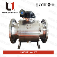 Duplex Steel Ball Valve