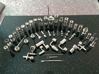 Customized CNC Alloy Titanium Machined Parts