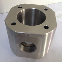 Titanium Aluminum Machining Parts,Custom CNC Milling Titanium Parts