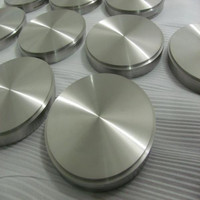 Polished forging Zr+hf>99.2% zirconium plate target price Polished