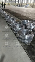 special carbon stainless steel alloy valve body forging for pressure vessel