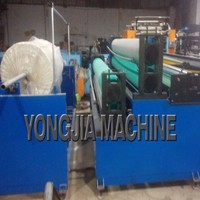 Automatic toilet paper machine