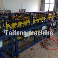 FIve colors balloon printing machine