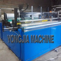 Automatical embossed toilet  paper machine