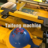 Fashionable balloon printing machine
