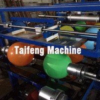 Promotional balloon printing machine