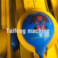 Festival balloon printing machine