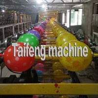 Latex balloon printing machine