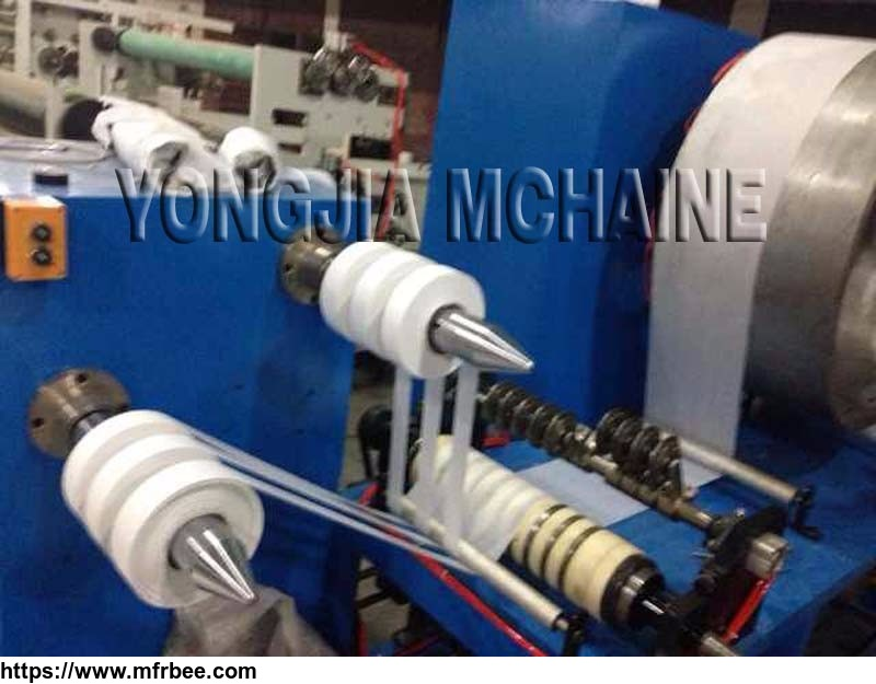 Cigarette paper gluing machine
