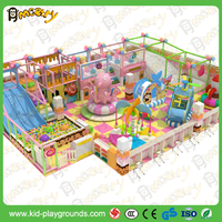 Kids Indoor Labyrinth Park Playground Equipment For Shopping Mall