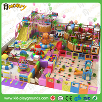 Kids Soft Indoor Games Indoor Playground Equipment