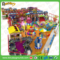 Kids Naughty Castle Indoor Play Park Playground Equipment