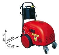 Industrial Cleaning Machines made in Italy - High-pressure Cleaners - Cold Water Jet Cleaners