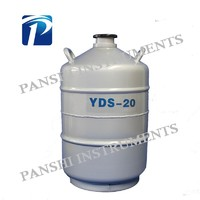 YDS-20 20 Liters Liquid nitrogen tank  cryogenic machine for lab and medical use